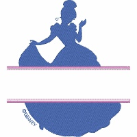 Cinderella Split Design