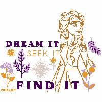 Elsa Dream It