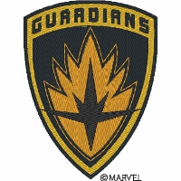 Guardians of the Galaxy Sheild