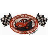 Lightning McQueen Piston Cup Champion