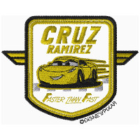 Cruz Ramirez Faster Than Fast