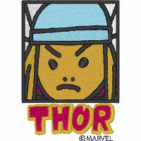 Thor Comic Style