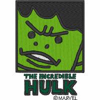 Hulk Comic Style