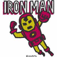 Iron Man Soars