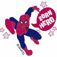 Born Hero Spider-Man