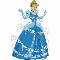 Cinderella Ballgown Magic