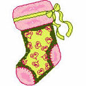 Girl's Stocking