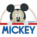 Baby Mickey Applique