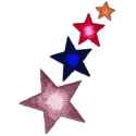 Line of Stars