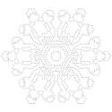 Snowflake 21