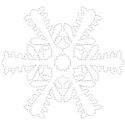 Snowflake 22