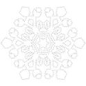 Snowflake 23