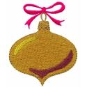 Yellow Ornament