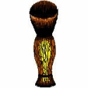 Elegant Gold Brush