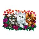 Triple Kittens