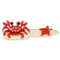 Crab & Starfish