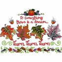 Four Season Leaves