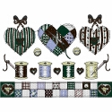 Three Hearts and Four Spools of Thread