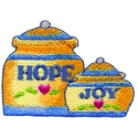 Hope and Joy Jars