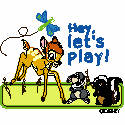 Hey, Let's Play!