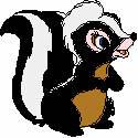 Flower-Skunk