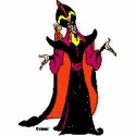 Jafar- Aladdin Evil Villain Large