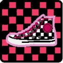 Checkered High Top Sneaker