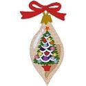 Skinny Tree Ornament