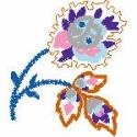 Flowering Paisley