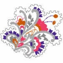 Paisley Blossom 4