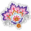 Paisley Blossom 6