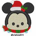 Mickey Christmas Tsum Tsum