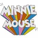 Minnie Mouse Fun Text