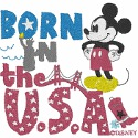 Mickey Born in the USA