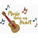 Music Rules My Heart
