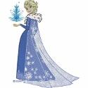 Elsa with Tree
