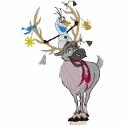 Sven and Olaf Celebrate Christmas