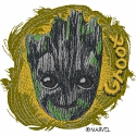 Groot Face