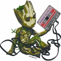 Groot with Cassette 2