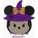 Minnie Tsum Tsum Witch