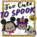 Too Cute To Spook Tsum Tsum