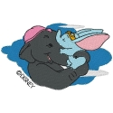 Dumbo and Mommy