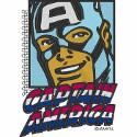 Captain America Smiles