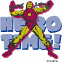 Hero Time Iron Man