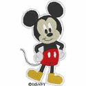 Happy Mickey Standing