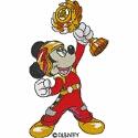 Mickey Wins