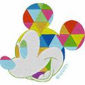 Mickey Mouse Multi-color