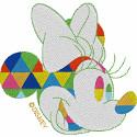 Minnie Mouse Multi-color