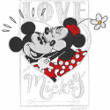 Mickey & Minnie Love