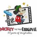Mickey Movie Director Film Strip